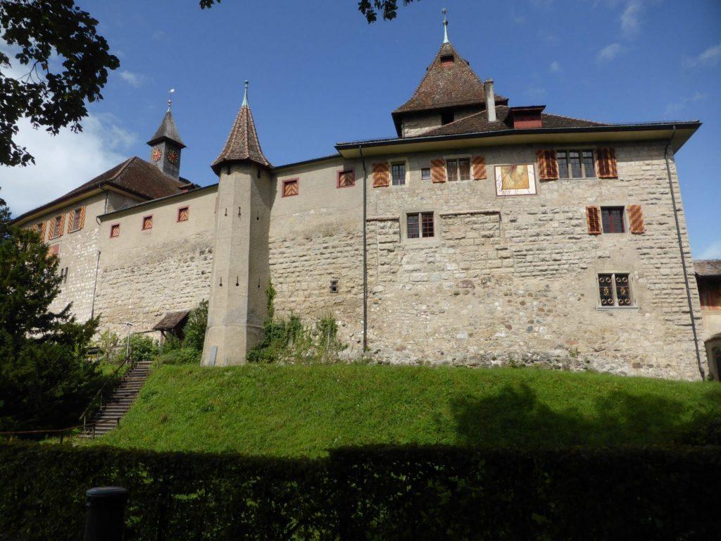 Illnau-Effretikon ZH, Schloss Kyburg, © Peter Niederhäuser